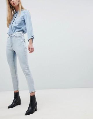 Dr. Denim Cabana High Rise Skinny Cropped Jean