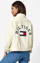 Tommy Hilfiger 90s Girlfriend Denim Jacket