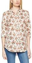 Benetton Women's Floral Print Shirt