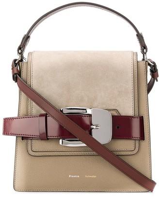 Proenza Schouler Buckle Trapeze Bag