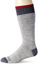 Dickies Men's 1 Pack Steel Toe Wool Space Dye Boot Crew Socks