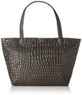 Liebeskind Berlin Women's Soho Croco Embossed Leather Tote
