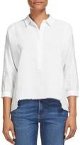Whistles Kirsty Stitch-Detail Shirt