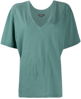 Isabel Marant V-neck T-shirt