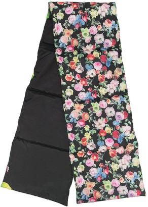 Paul Smith Floral Print Padded Scarf