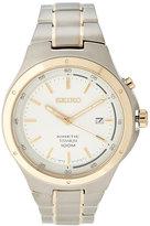 Seiko SKA730 Two-Tone Watch