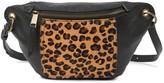 Lucky Brand Kowe Leather Belt Bag