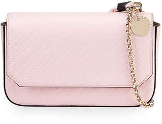Givenchy Bond Pouch Clutch Bag with Chain Strap
