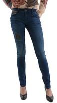 Desigual jeans  67d26c6 dark wash ble