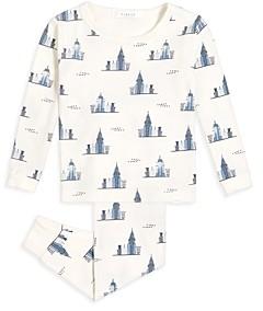 FIRSTS BY PETIT LEM Boys' New York Skyline Pajama Set - Baby