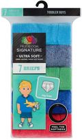 Fruit of the Loom Toddler Boy 7-pk. Signature Ultra Soft Briefs