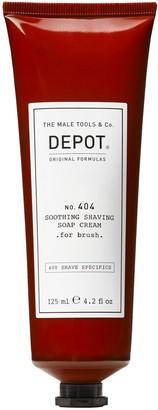 Depot N.404 Soothing Shaving Soap Cream