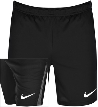 Nike Training Logo Shorts Black
