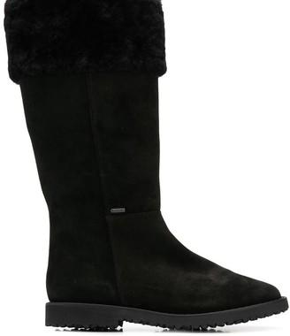 Högl Fur Trim Boots