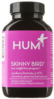 Hum Nutrition Skinny Bird Beauty Supplement- 3.0 oz.