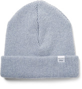 Norse Projects Norse Ribbed Lambswool Beanie