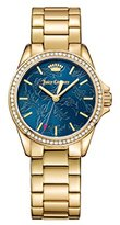 Juicy Couture Women's 'LAGUNA' Quartz Stainless Steel Casual Watch, Color:Gold-Toned (Model: 1901519)
