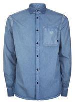 Armani Jeans Faded Pocket Shirt