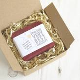 Lovely Soap Company Personalised Best Daddy Soap