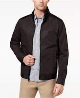 Ryan Seacrest Distinction Ryan Seacrest DistinctionTM Men's Slim-Fit Black Full-Zip Jacket, Created for Macy's