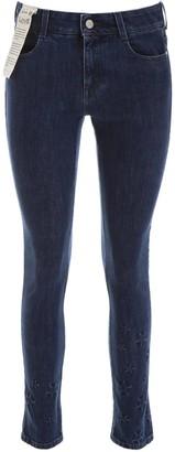 Stella McCartney All Is Love Star Skinny Jeans