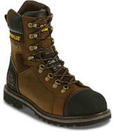 Caterpillar Men's Tracklayer Steel Toe Work Boot