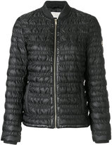 MICHAEL Michael Kors creased effect puffer jacket - women - Polyester/Duck Feathers - XS