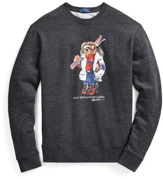 Ralph Lauren Ski Bear Fleece Sweatshirt