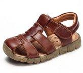 DADAWEN Boys Girls Closed Toe Outdoor Sandal (Baby boy/Toddler/Little Kid/Big Kid)- 6 US