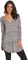 Lucy-Love Lucy Love Nordic Mountain Sweet Talker Tunic 8148145