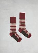 Marni ruby sock