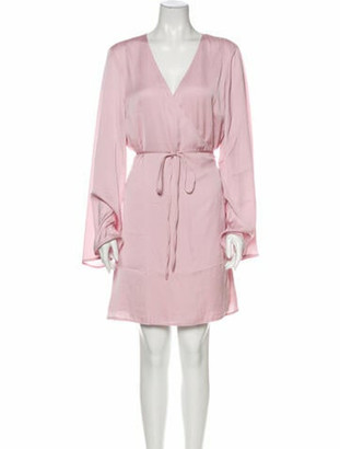 Cupcakes And Cashmere Kaidence Knee-Length Dress w/ Tags Pink