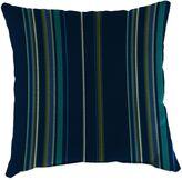 20-Inch Square Outdoor Throw Pillow in Sunbrella® Stanton Lagoon