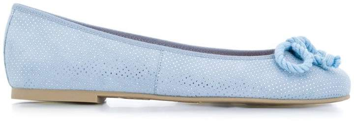 wholesale price low price sale pre order perforated Rosario ballerinas