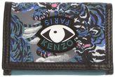 Kenzo Blue Eye Jungle Wallet