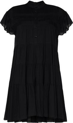 Etoile Isabel Marant Lanikaye pleated dress