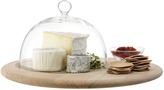 LSA International Serve Cheese Set & Oak Base