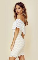 Nightcap Clothing bachelorette mini dress