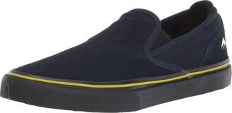 Emerica mens Wino G6 Slip-on Skate Shoe