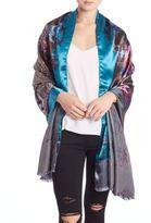 Etro Floral & Paisley Silk Scarf