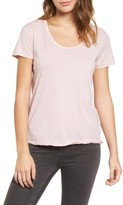 AG Jeans Women's Killian Scoop Neck Tee