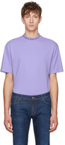 Acne Studios Blue Gojina Dyed T-shirt