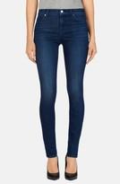 J Brand Women's '620' Mid Rise Skinny Jeans