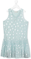 Stella McCartney floral print tulle dress - kids - Cotton/Polyester - 14 yrs