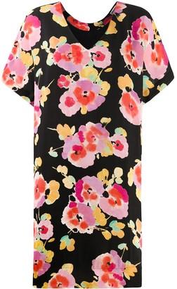 Essentiel Antwerp Floral Print Shift Dress