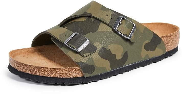 Birkenstock Zurich Soft Footbed Sandals