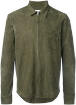 Our Legacy suede shirt jacket - men - Leather - 48