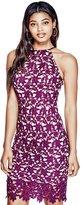 GUESS Women's Flume Lace Dress