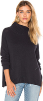 Charli Roxanne Mock Neck Sweater