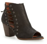 Lucky Brand 'Hartlee' Open Toe Bootie (Women)